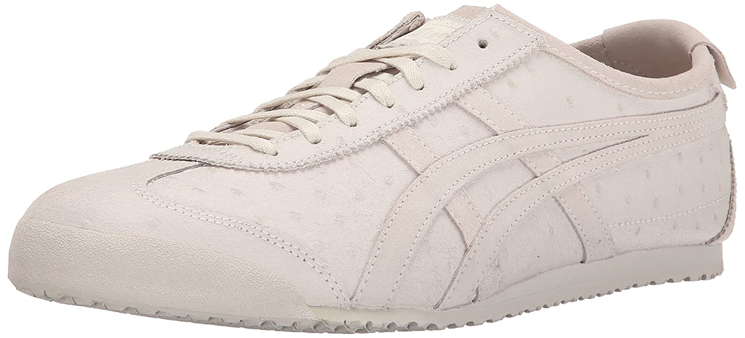 Onitsuka Tiger Mexico 66 Fashion Sneaker B00PV0VDO6 13 M Men's US/14.5 Women's M US|Off White/Off White