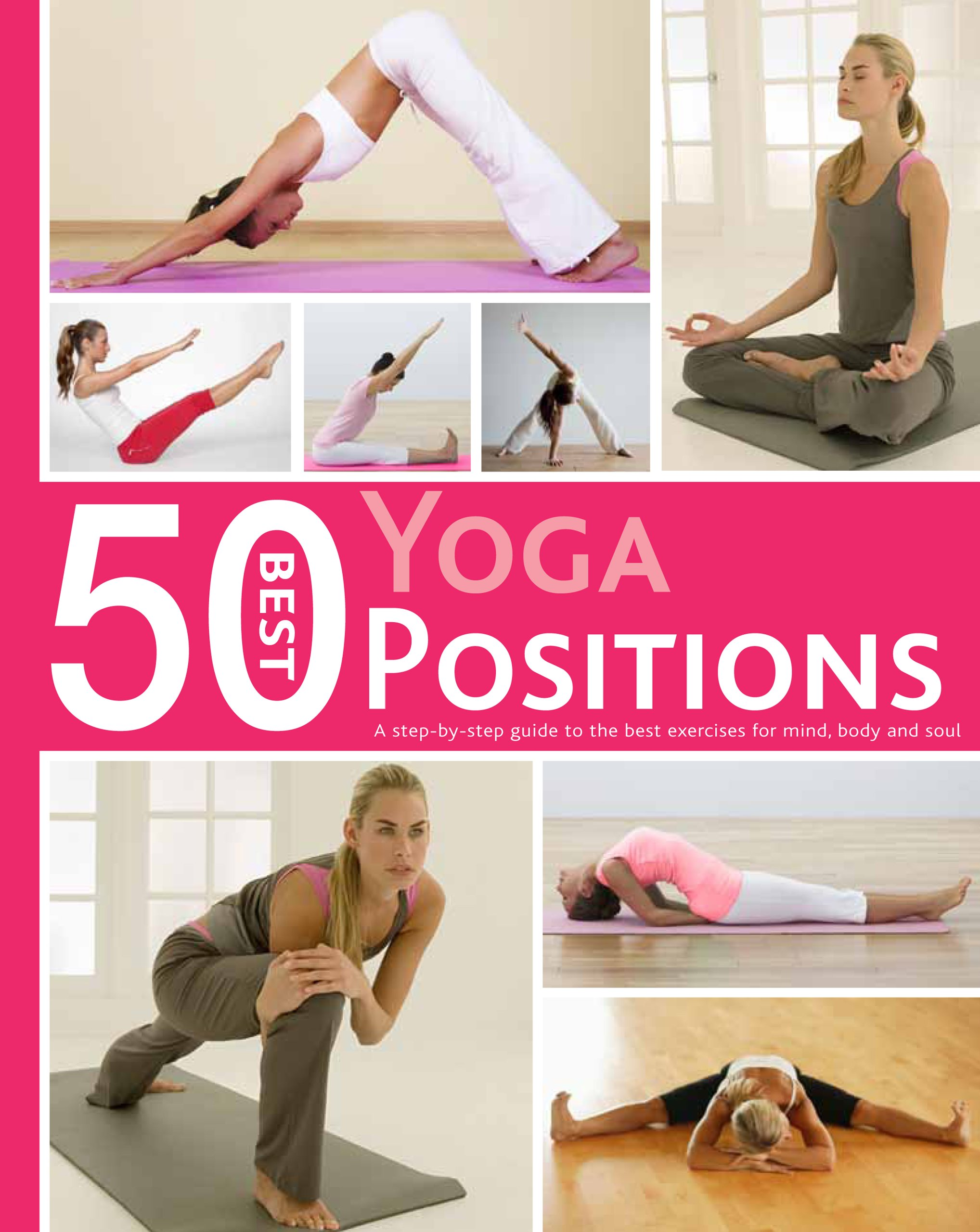 Yoga Positions Book