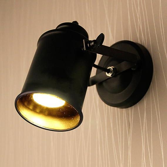 Wandbeleuchtung Beleuchtung BAYTTER Vintage E27 Wandlampe ...