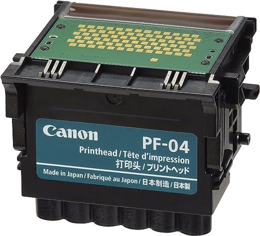 Canon Pf 04 Druckkopf Standardkapazität 1er Pack Bürobedarf Schreibwaren