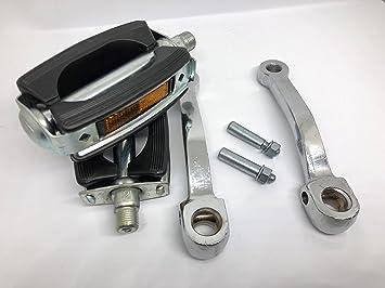 Kit Pedale Kurbel Arm Stecker Für Piaggio Ciao Sc Px Und Weitere Modelle Auto