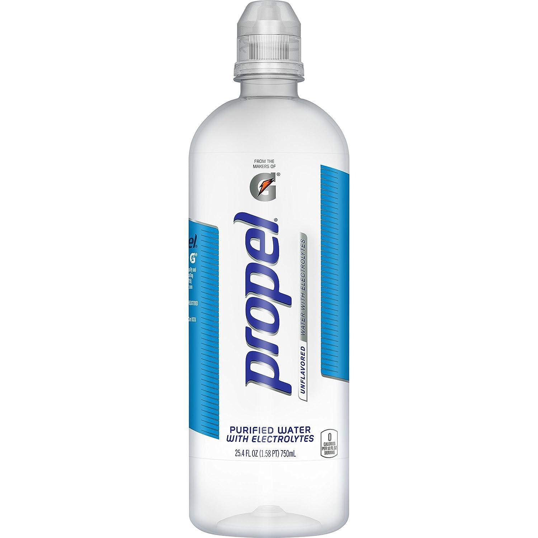 Propel Electrolyte Water, Gatorade level electrolytes with 0 ...