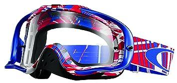 oakley goggles mx  Amazon.com: Oakley Crowbar MX Ryan Dungey Signature Series Goggles ...