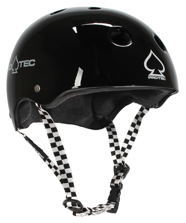 brand new to buy footwear Protec Classic Skate Helmet Black/Checker