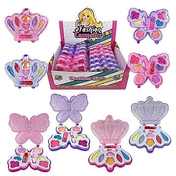 Amazon.com: Juego de cosméticos para niñas pequeñas Liberty ...
