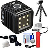 Litra LitraTorch LED Video Light with Battery Hand Grip + Flex Tripod + Kit