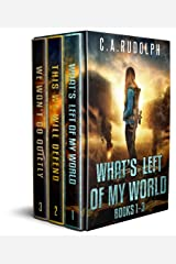The What's Left of My World Collection: Special Box Set Edition: eBooks 1-3 Kindle Edition
