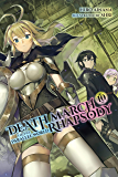 Death March to the Parallel World Rhapsody, Vol. 10 (light novel) (Death March to the Parallel World Rhapsody (light novel)) (English Edition)