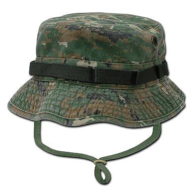 b8fe175bec05a Amazon.com  RAPID DOMINANCE Military Boonie Hats (Digital Woodland ...