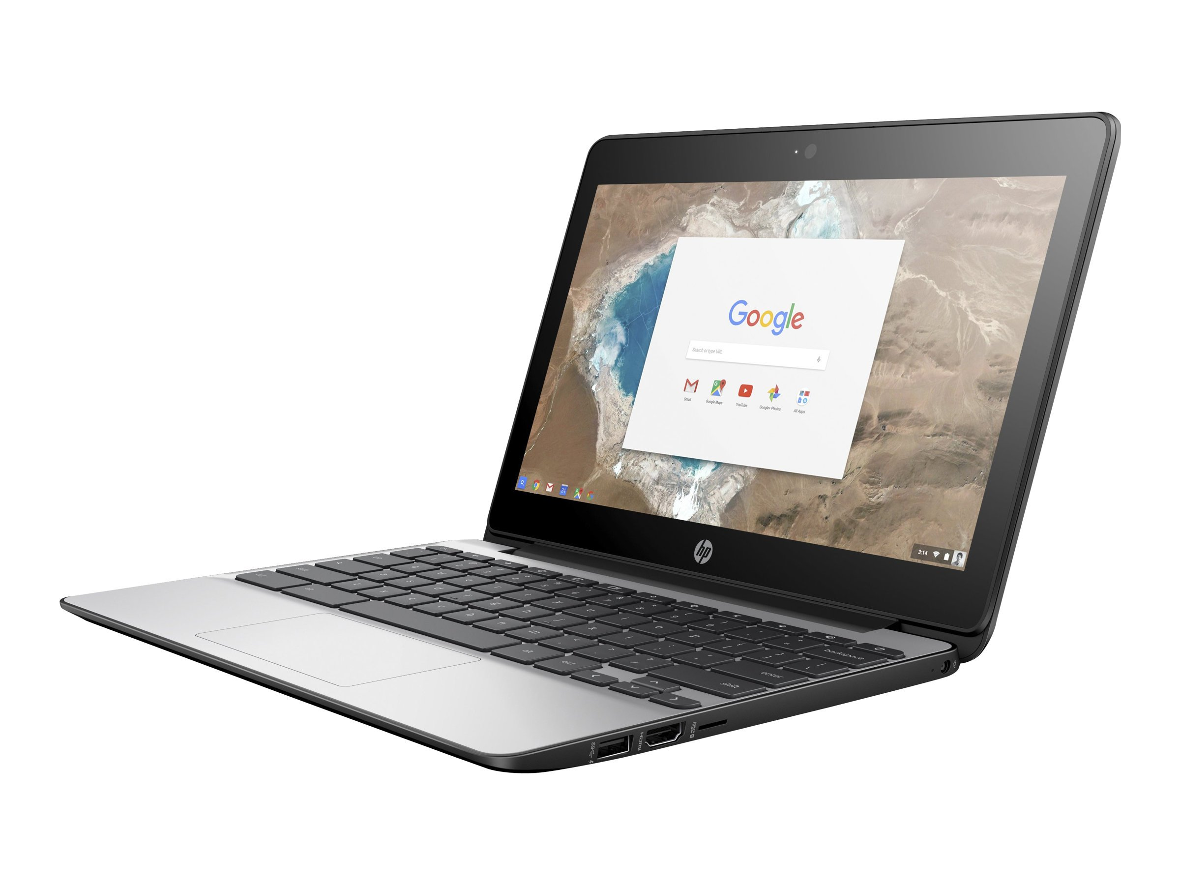 HP Chromebook 11 G5 11.6'' Chromebook - Intel Celeron N3050 Dual-core (2 Core) 1.60 GHz