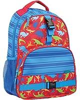 Stephen Joseph Girls' All Over Print Backpack