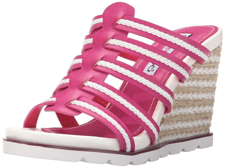 2 Lips Too Women's Too Umbre Wedge Sandal B01CRX0VFQ 11 B(M) US|Fuchsia