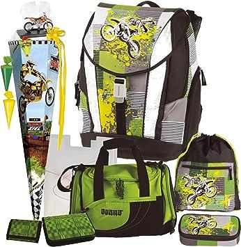 motocross school bag