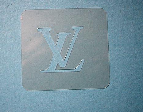 Louis Vuitton Lv Nail Decals Classic Monogram 6