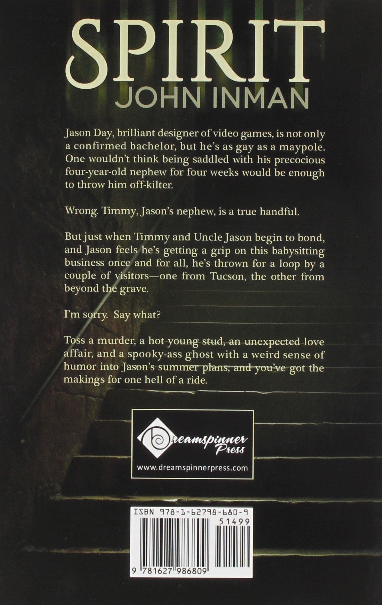 Spirit: John Inman: 9781627986809: Amazon.com: Books