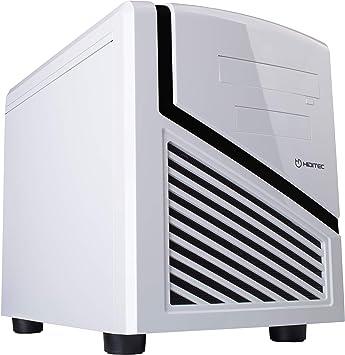 Hiditec | Caja de Ordenador Blanca Snow Kube Formato Micro ATX ...