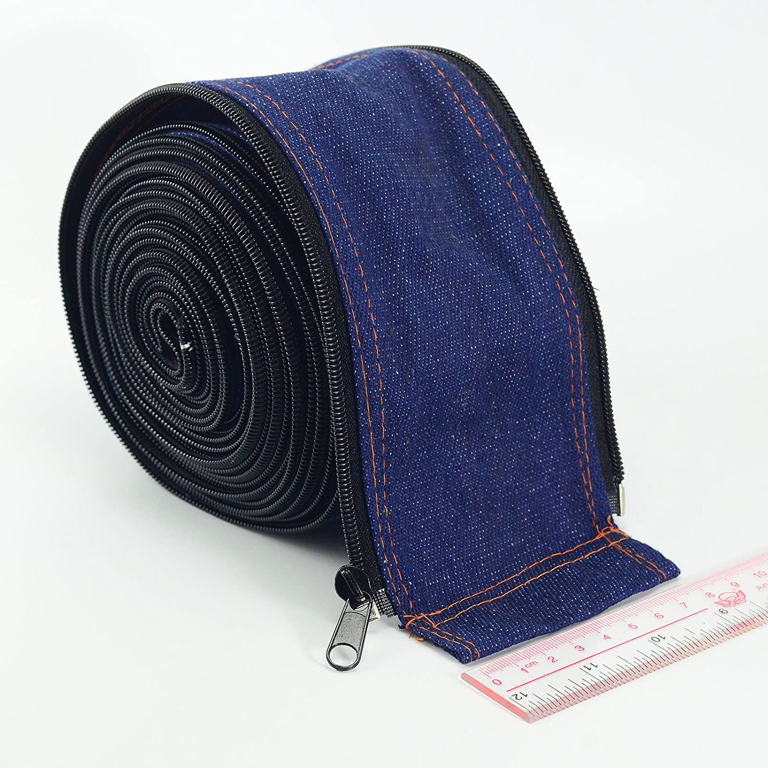 TIG Torch Cable Cover Cowboy Zipper Jacket 7.5 Meter /& 25 Foot Length
