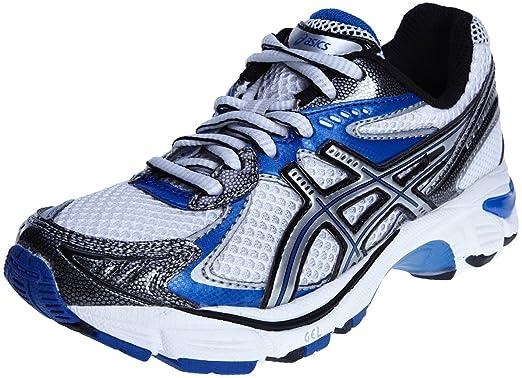 ac72846770e Asics Junior Gt-2160 Gs White/Lightning/Royal Running Shoe C111N0193 12  Child