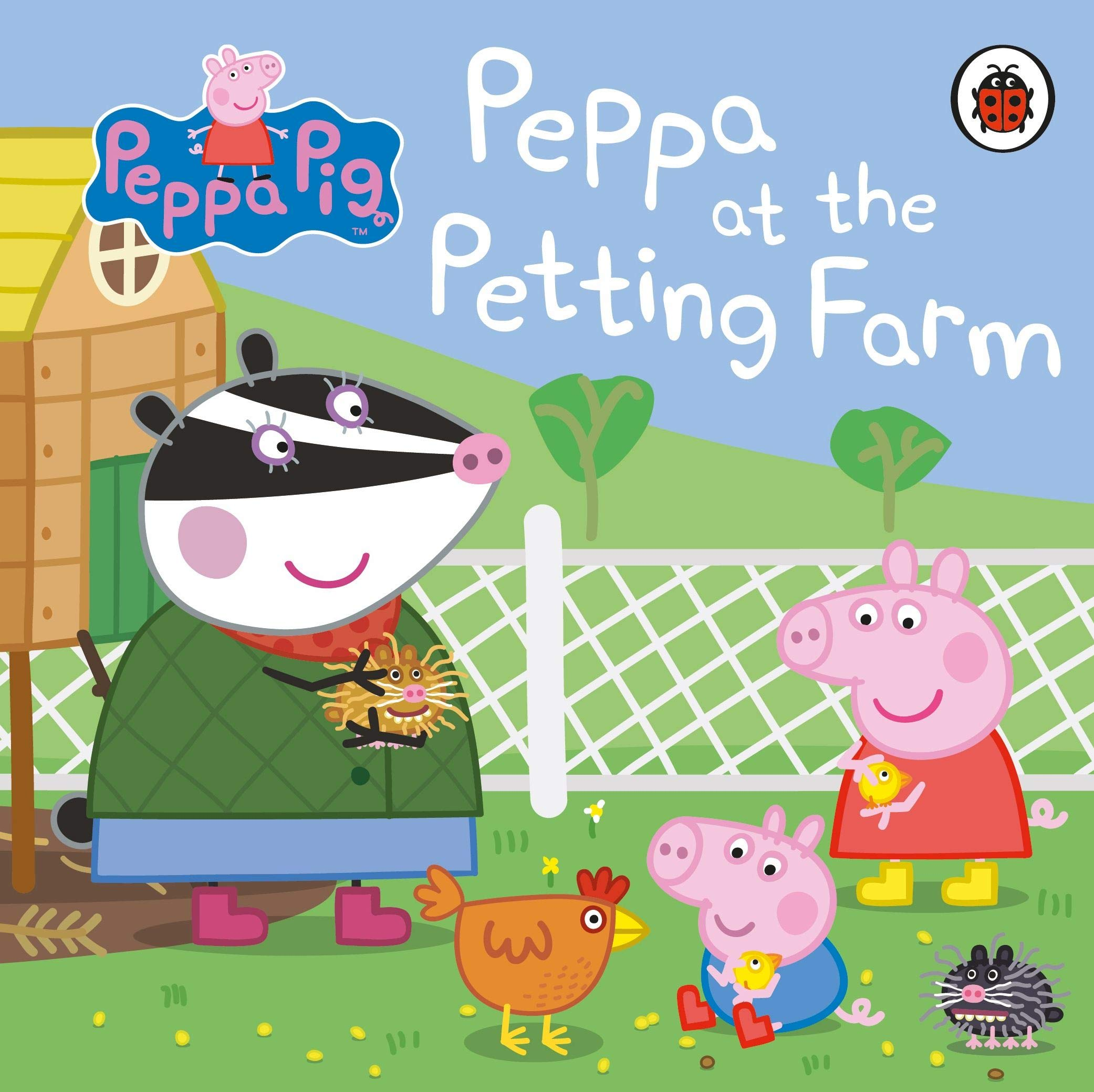 peppa pig goes to the zoo