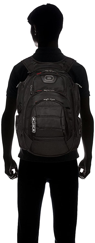 fb9f82401 Mochila Ogio Gambit Pack Black: Amazon.com.br: Amazon Moda