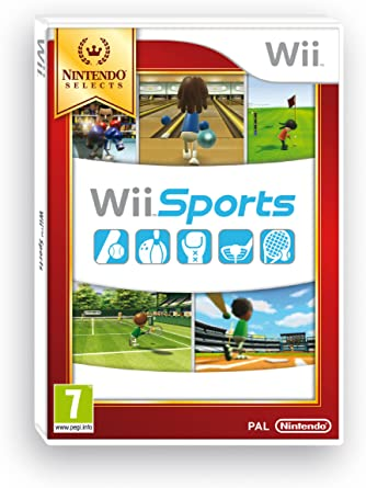 Oferta amazon: Nintendo Wii Sports Selects, Wii - Juego (Wii, Nintendo Wii, Deportes, Nintendo EAD, E (para todos), Fuera de línea, Nintendo)
