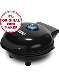 Dash Mini Maker: The Mini Waffle Maker Machine for Individual Waffles, Paninis, Hash browns, & other on the go Breakfast...