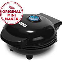 Dash Mini Maker: The Mini Waffle Maker Machine for Individual Waffles, Paninis, Hash browns, other on the go Breakfast…