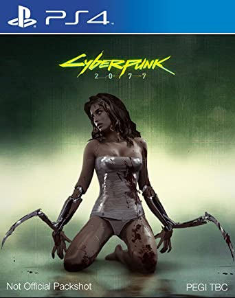 amazon cyberpunk 2077 ps4 imported from england ゲームソフト