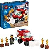 60279 LEGO® City Jipe de Assistência dos Bombeiros; Kit de Construção (87 peças)