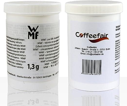 Pastillas de limpieza orig. WMF 100 x 1,3 g & Coffe efair ...