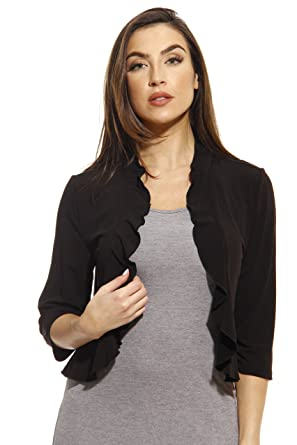 Just Love Shrug Shrugs Women Cardigan at Amazon Women s Clothing store  7554fc739