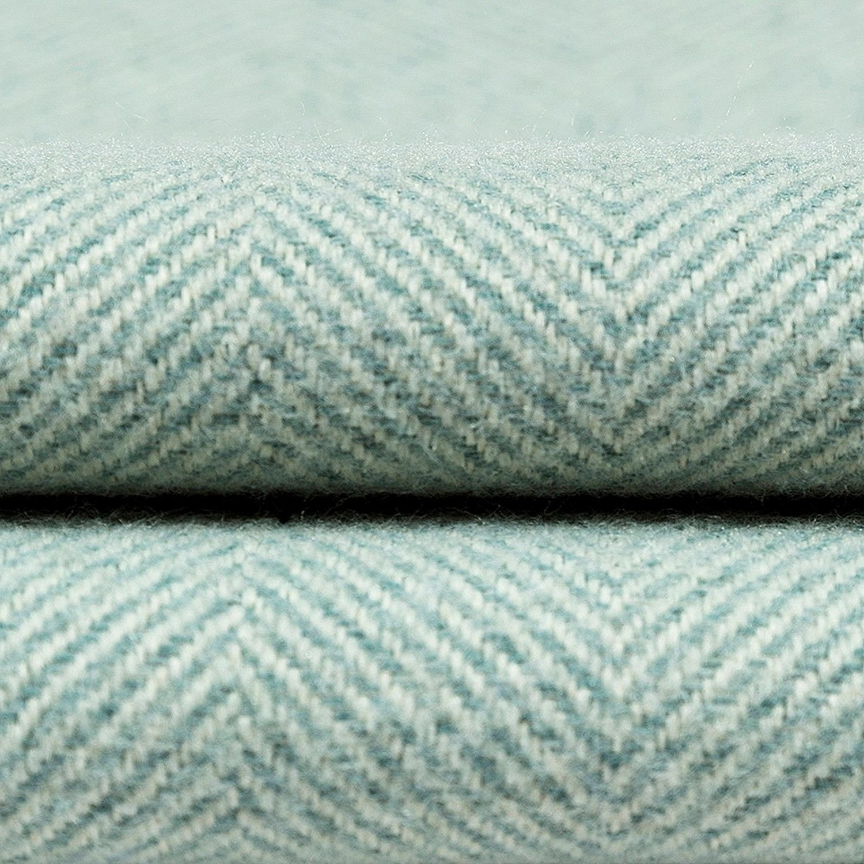 McAlister Textiles Signature Kollektion   Herringbone Herringbone Herringbone extragroßes Zierkissen im Fischgräten-Muster Tweed mit Füllung   60cm x 60cm in Rot   Deko Kissen für Sofa, Bett, Couch B01GE9CZ4E Zierkissen c16efb