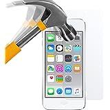 iPod Touch 6G Panzerglas Folie - moodie Premium Echtglas Glasfolie 9H Panzerglasfolie für Apple iPod Touch 6G