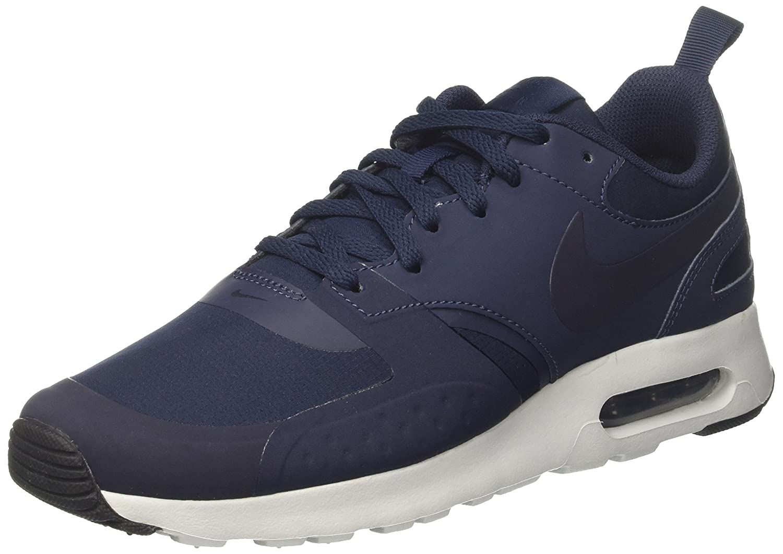 Nike Herren Air Max Vision Prm Laufschuhe  43 EU|Dunkelblau (Indigo/Off White/Black)