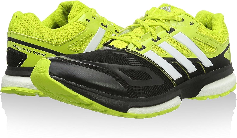 Adidas Response Boost Techfit Zapatillas para Correr - SS15-48: Amazon.es: Zapatos y complementos