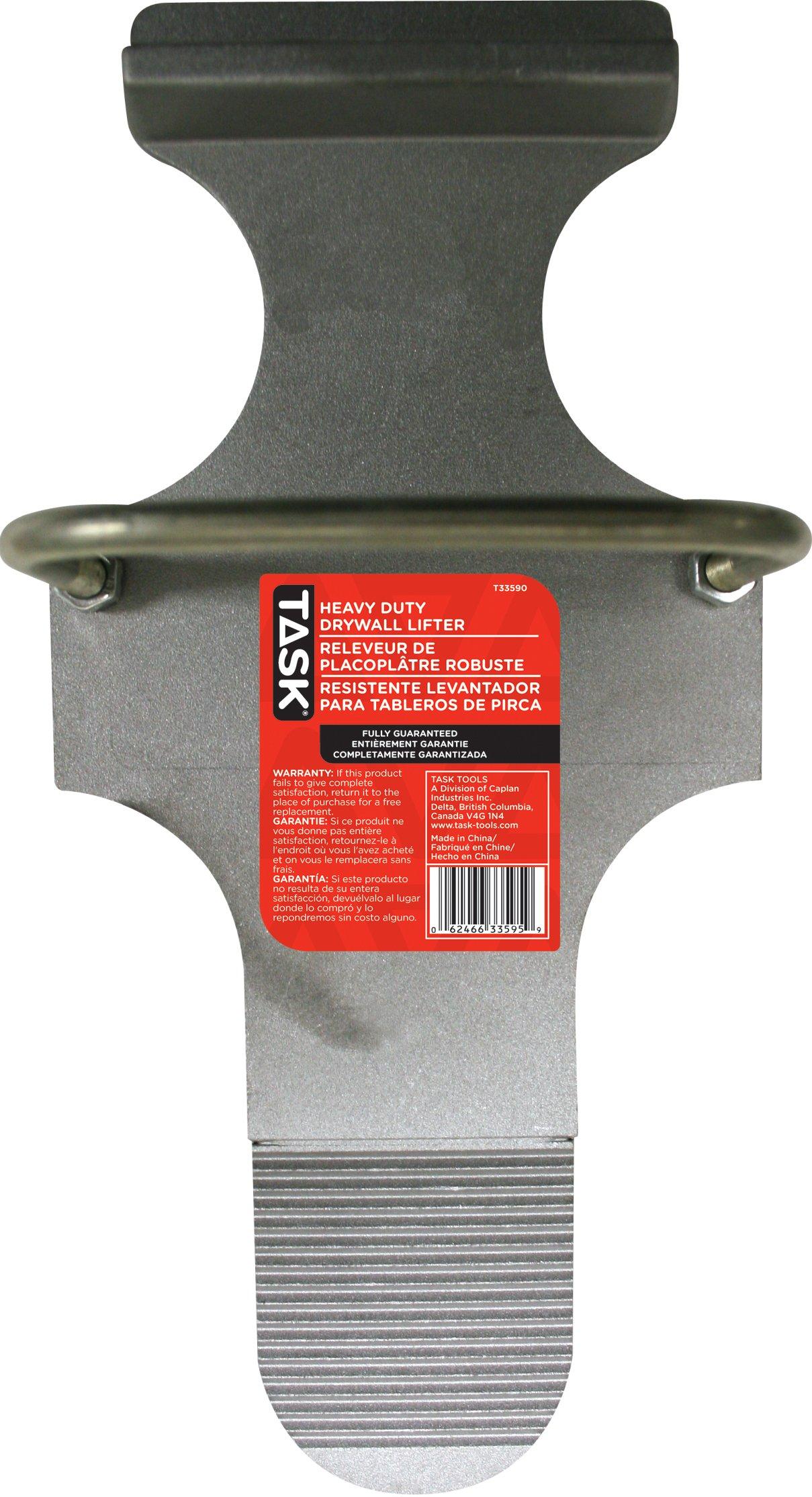 Task Tools T33595 Heavy-Duty Drywall Lifter