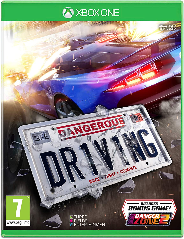 Dangerous Driving - Xbox One - Xbox One [Importación inglesa]: Amazon.es: Videojuegos