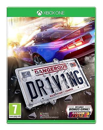Dangerous Driving - Xbox One (Xbox One): Amazon co uk: PC