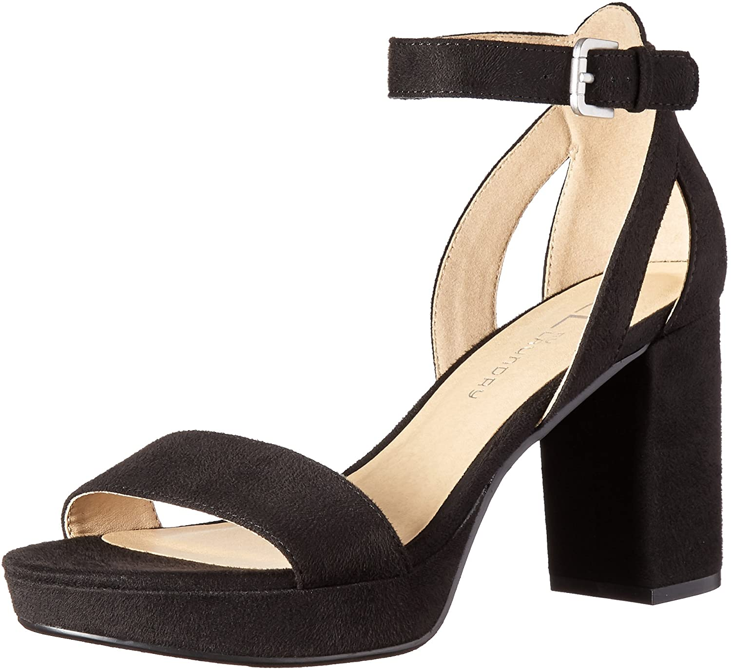 CL by Chinese Laundry Women's Go On Platform Dress Sandal