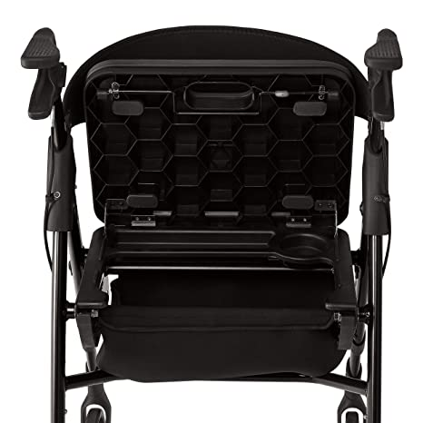 Amazon.com: Medline Momentum - Andador con ruedas y cojín ...