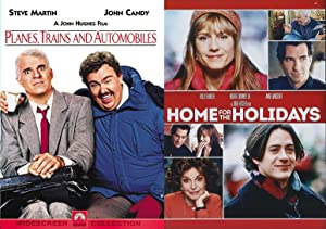 Home For the Holidays & Trains, Planes & Automobiles DVD Thanksgiving Holiday Movie Double Feature Set