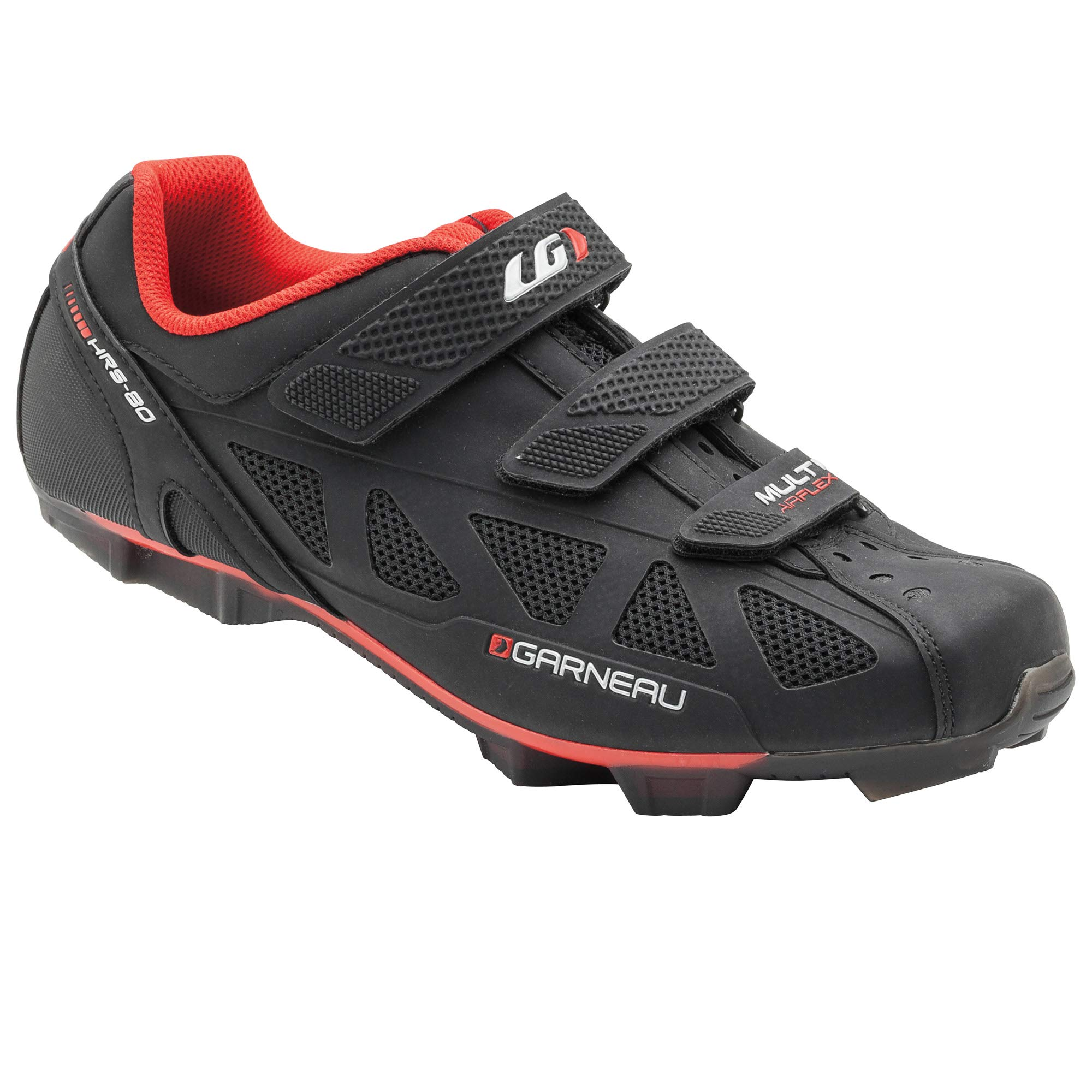 Louis Garneau Men's Multi Air Flex Bike Shoes for Commuting, MTB and Indoor Cycling, SPD Cleats Compatible with MTB Pedals, Ginger, US (10.75), EU (45) by Louis Garneau