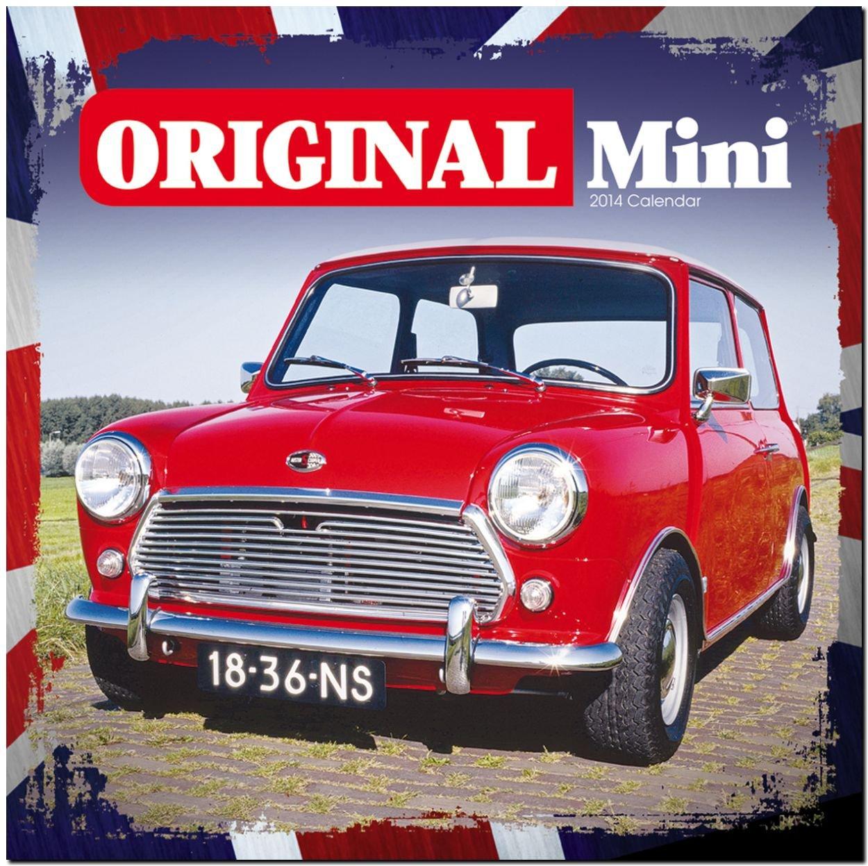 Original Mini 2014: Original Carousel-Kalender