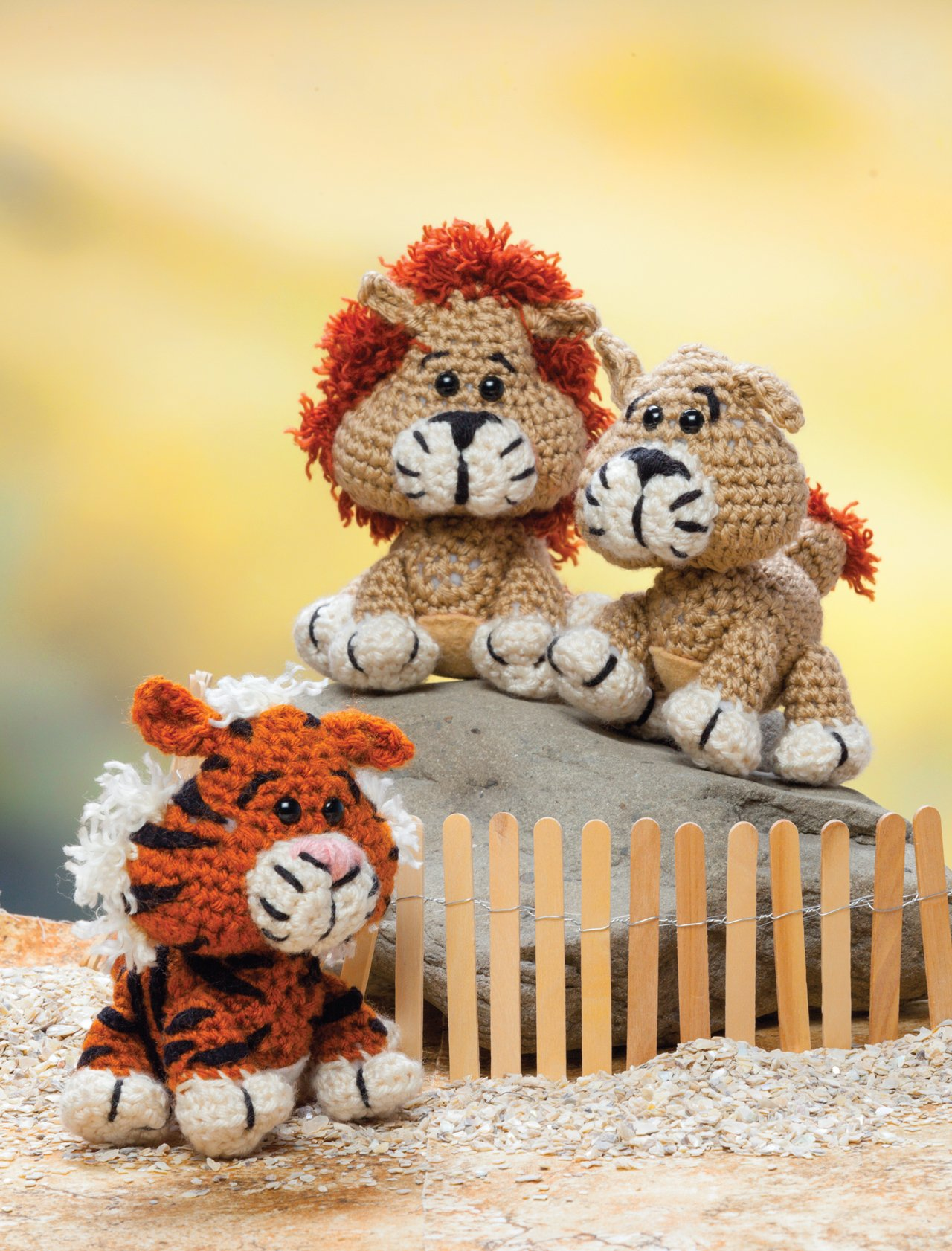 Crochet a Zoo: Fun Toys for Baby and You: Megan Kreiner ...