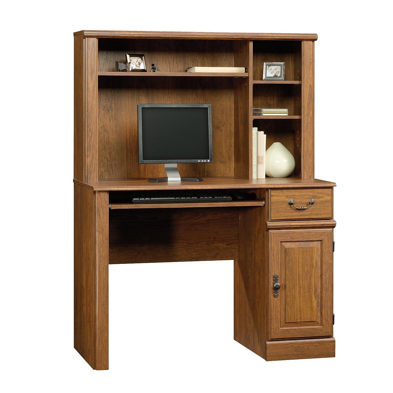 Sauder 418649 Orchard Hills Desk with Hutch, L 42.60 x W 19.45 x H 56.30 , Milled Cherry finish