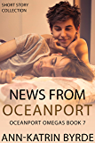 News From Oceanport: Short Story Collection (Oceanport Omegas Book 7)