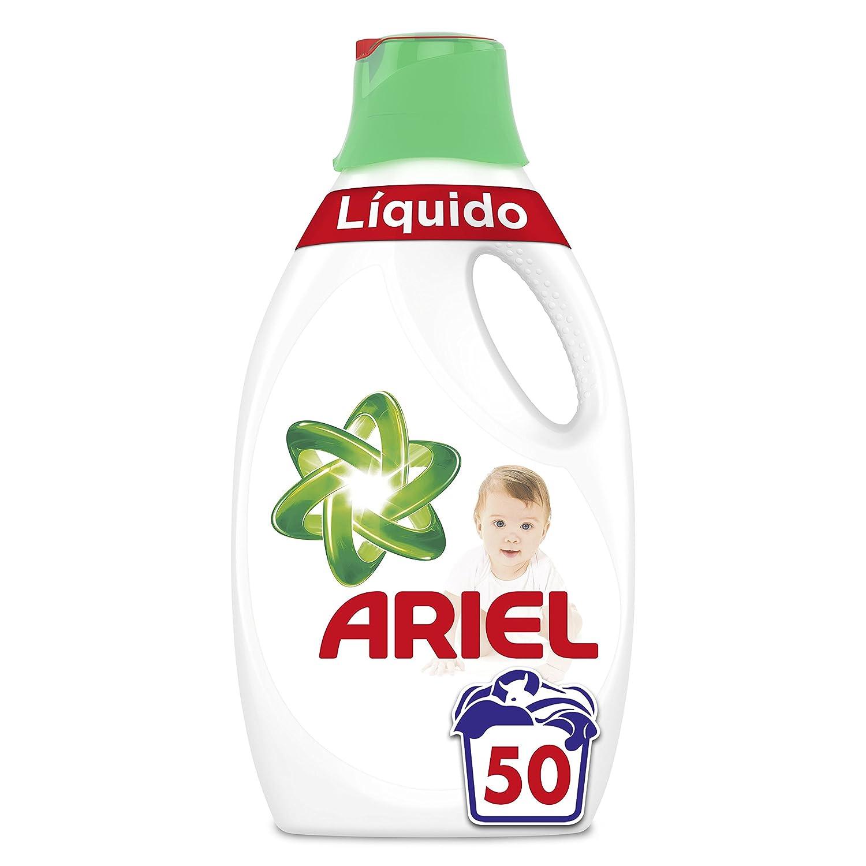 Ariel Baby - Detergente Líquido 2.75 l, 50 Lavados: Amazon.es ...