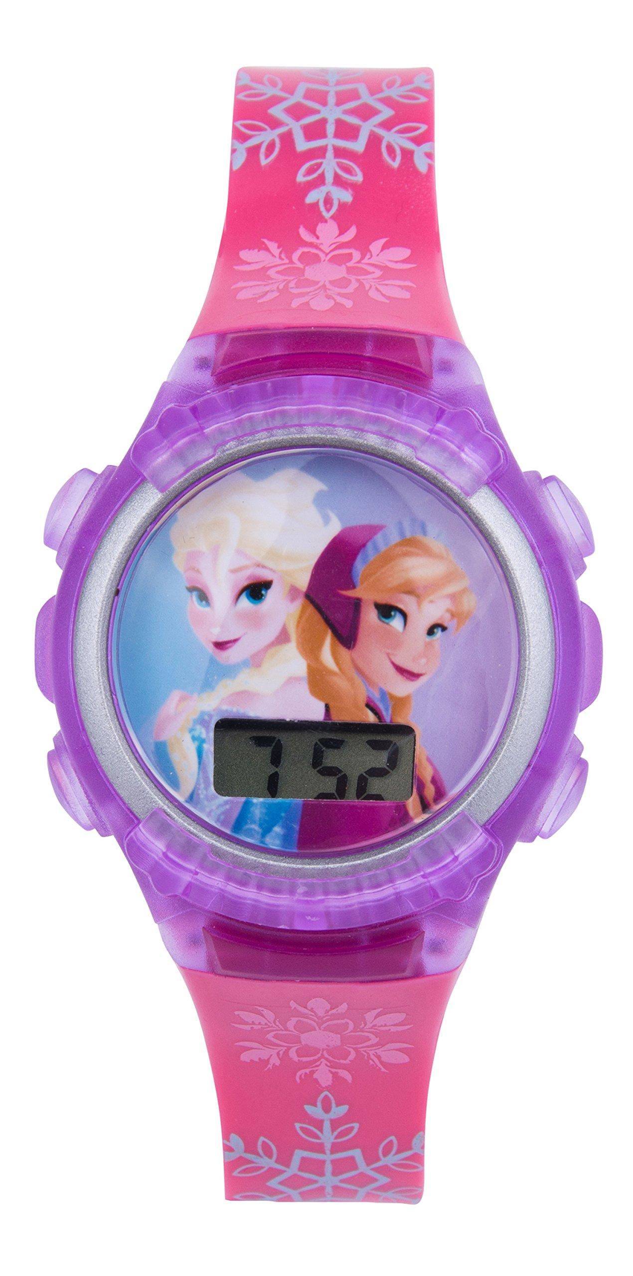 Disney Kids Frozen Elsa & Anna Digital Watch
