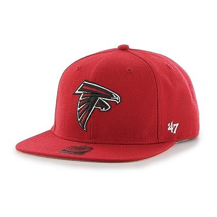 70f1bd633be Amazon.com    47 NFL Atlanta Falcons Super Shot Captain Adjustable ...