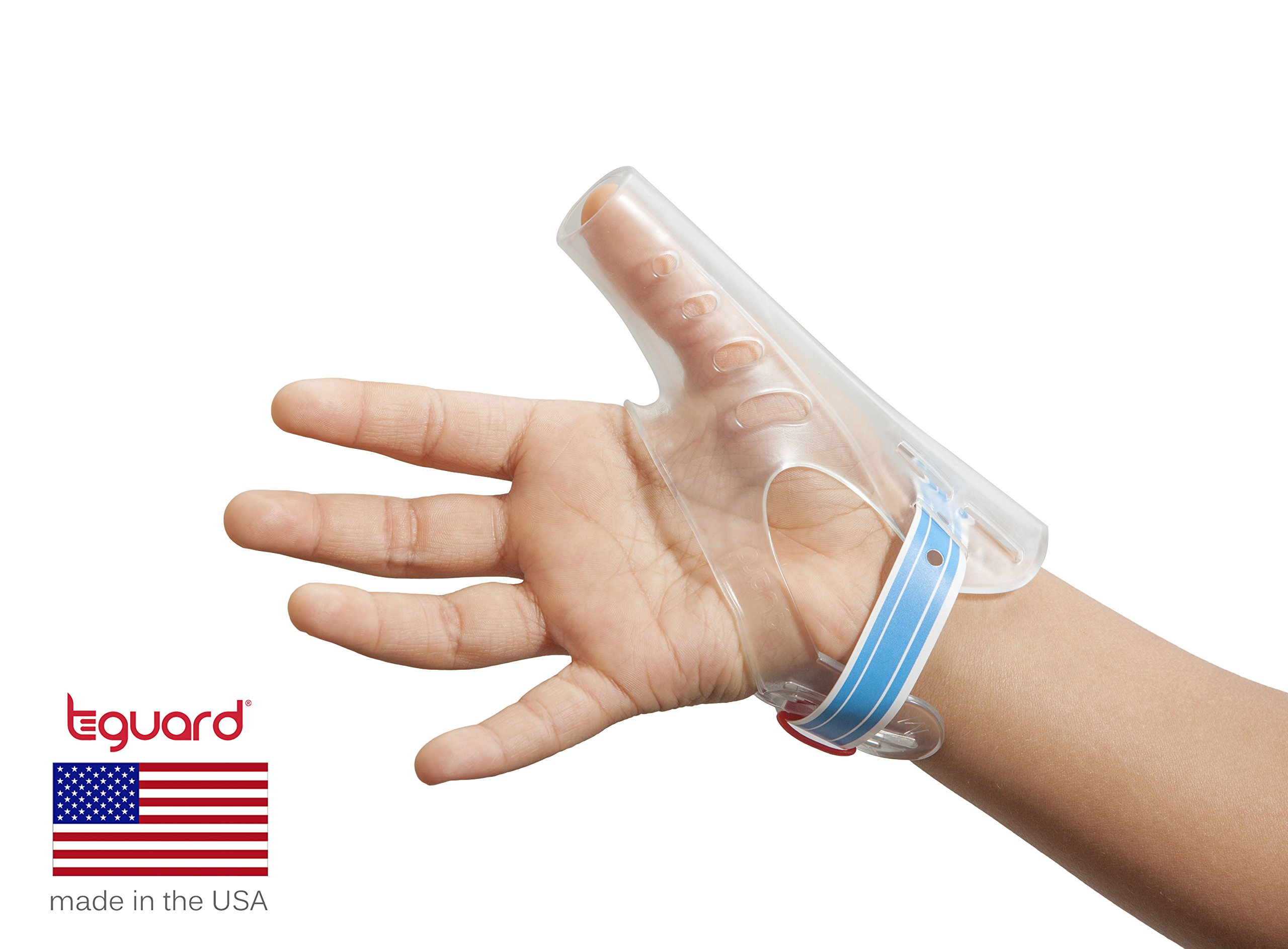 TGuard AeroThumb, Treatment Kit to Stop Thumbsucking (Small (Ages 0-4)) by TGuard (Image #1)